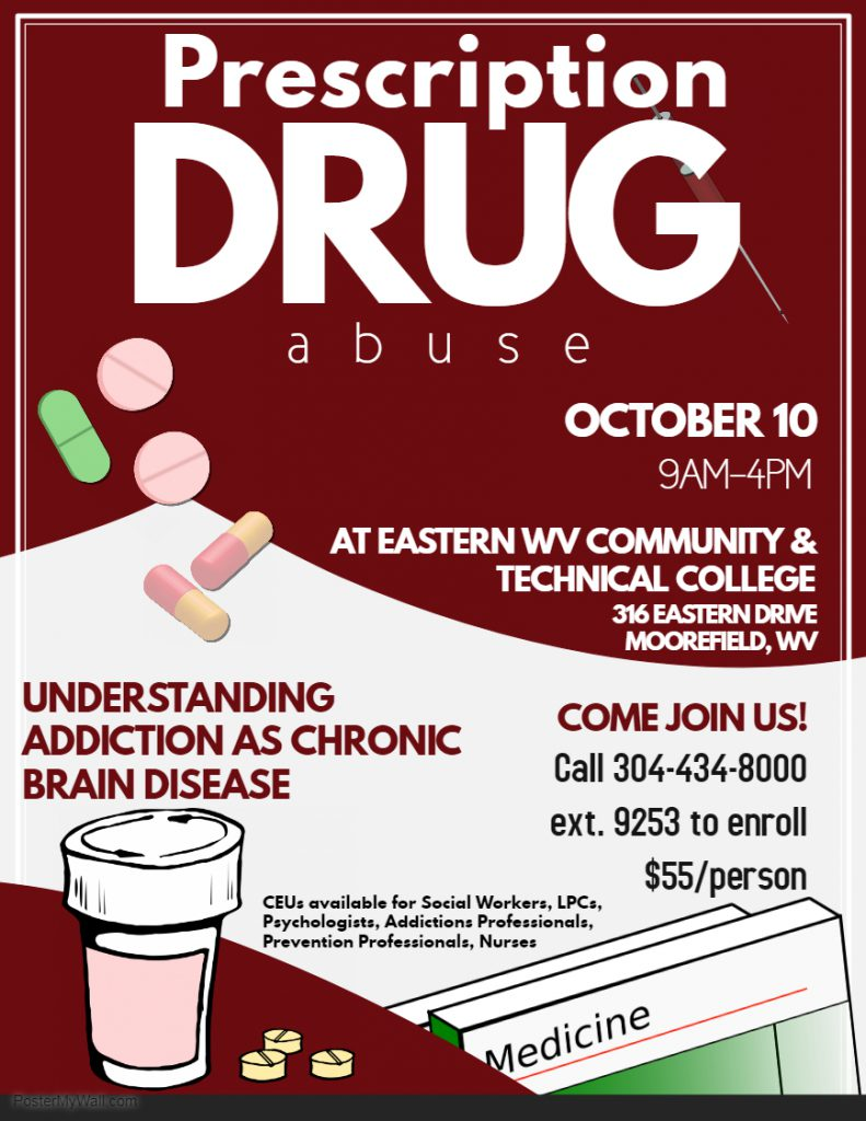 Prescription Drug Abuse Training